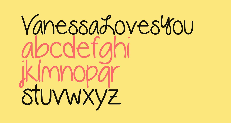 VanessaLovesYou