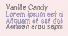Vanilla Candy