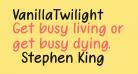 VanillaTwilight