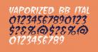 Vaporized BB Italic