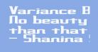 Variance BRK