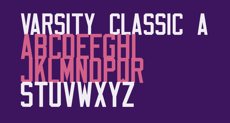 Varsity Classic A
