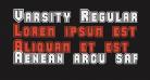 Varsity Regular:001.001