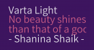 Varta Light