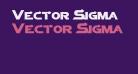 Vector Sigma