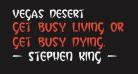 Vegas Desert