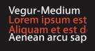 Vegur-Medium