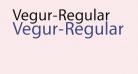 Vegur-Regular