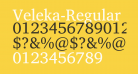 Veleka-Regular
