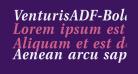 VenturisADF-BoldItalic