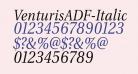 VenturisADF-Italic