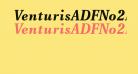 VenturisADFNo2Med-BoldItalic