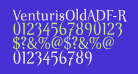 VenturisOldADF-Regular
