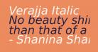 Verajja Italic