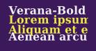 Verana-Bold