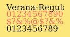 Verana-Regular