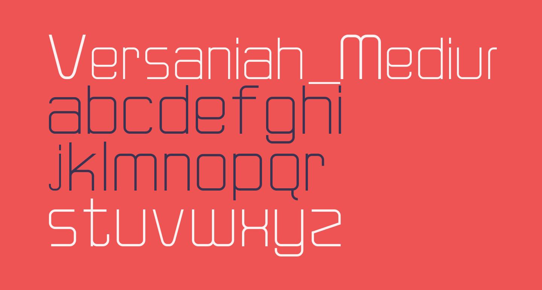 Versaniah_Medium