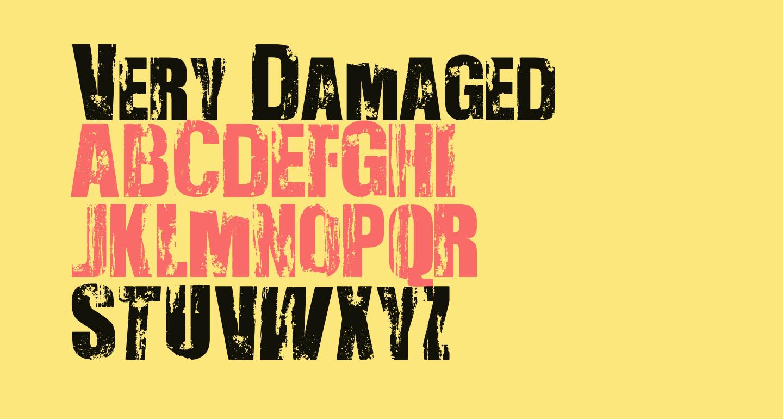 Very Damaged