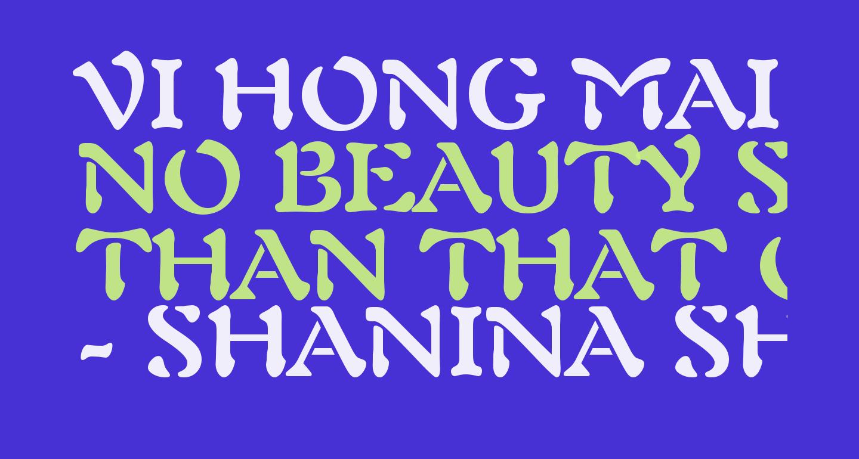 VI Hong Mai Hoa