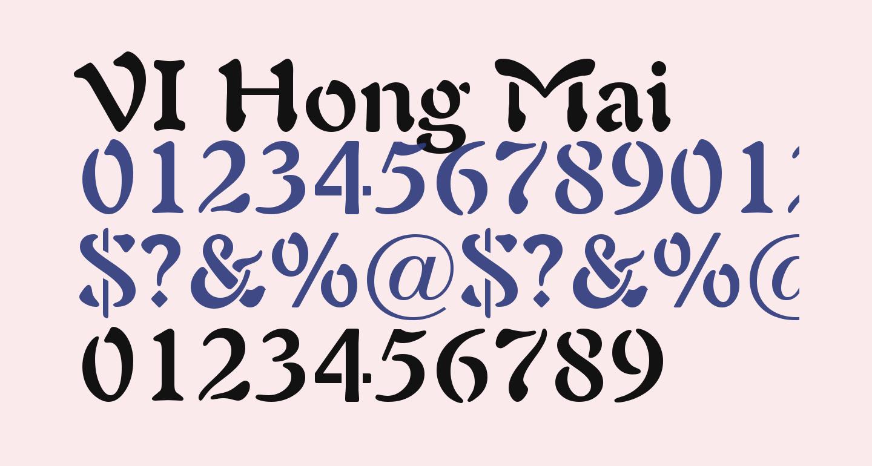 VI Hong Mai