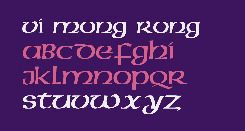 VI Mong Rong