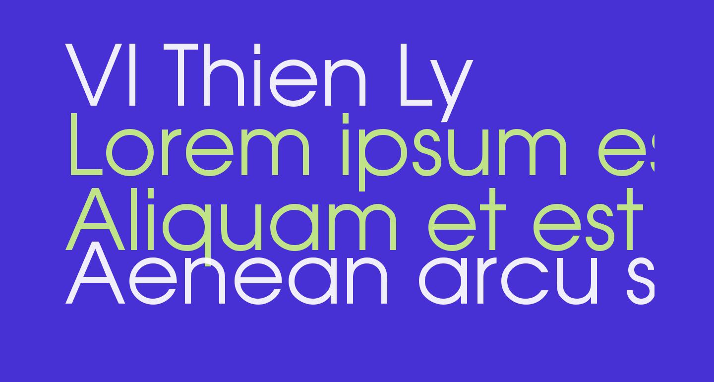 VI Thien Ly