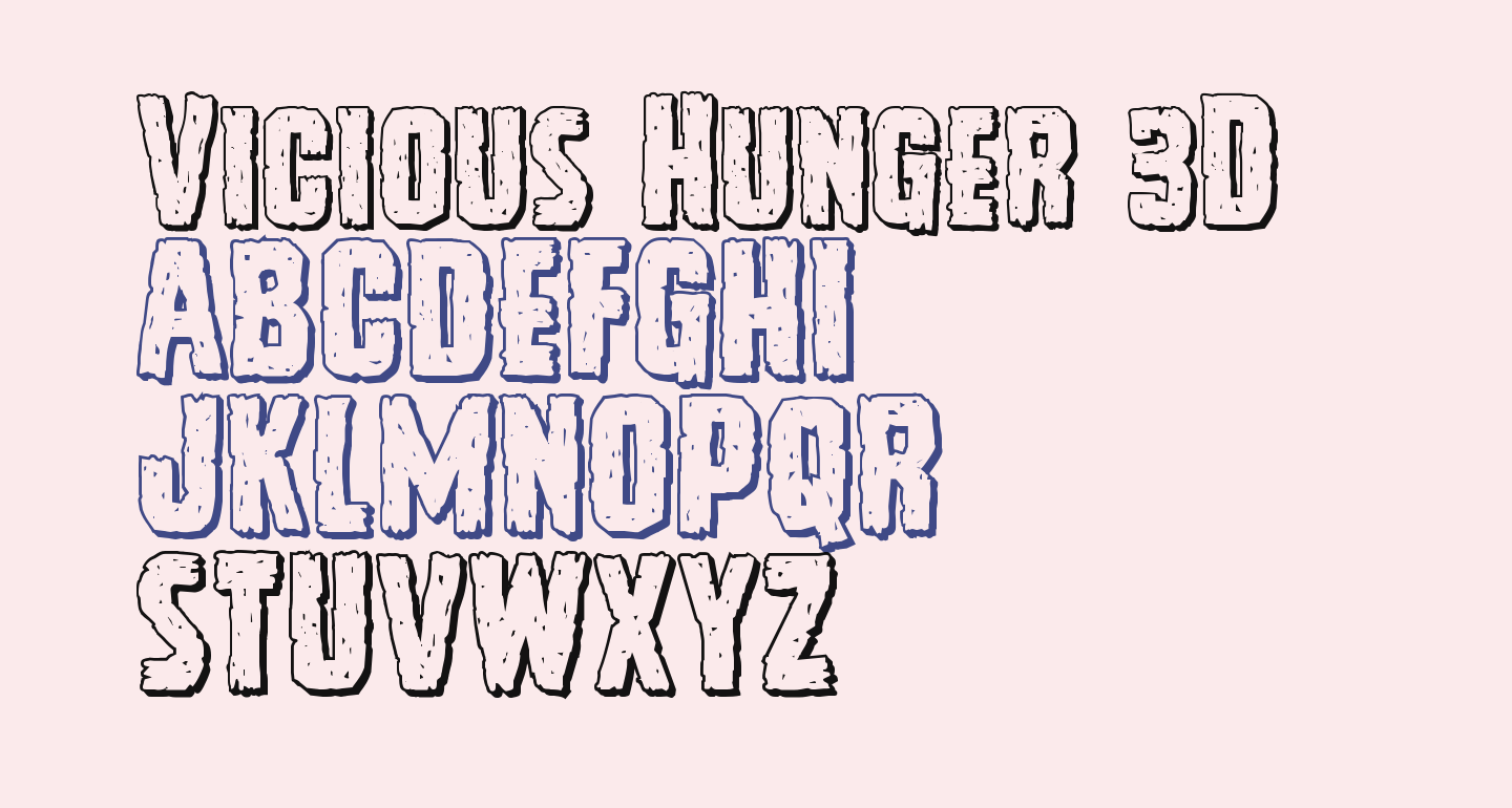Vicious Hunger 3D