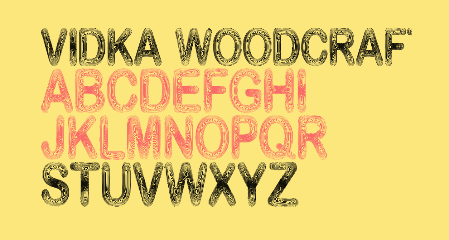 Vidka Woodcraft