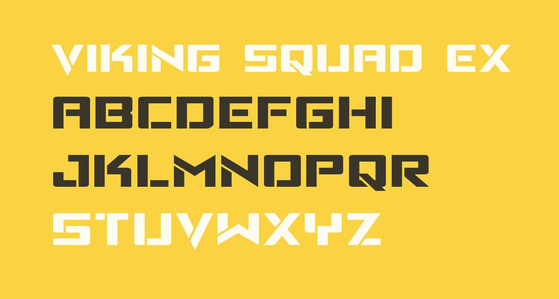 Viking Squad Expanded