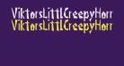 ViktorsLittlCreepyHorror
