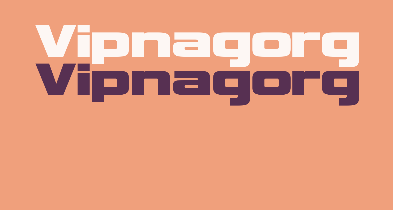 Vipnagorgialla-Regular