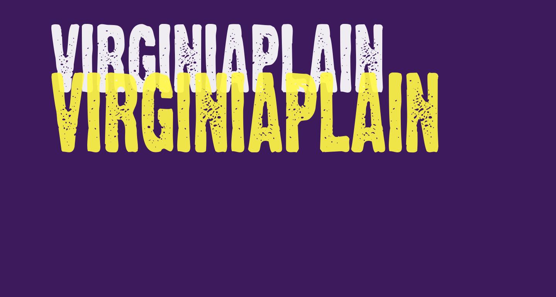 VirginiaPlain