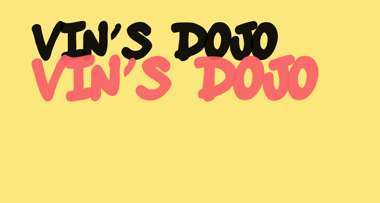 vin's dojo