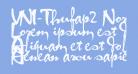 VNI-Thufap2  Normal