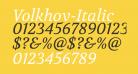 Volkhov-Italic