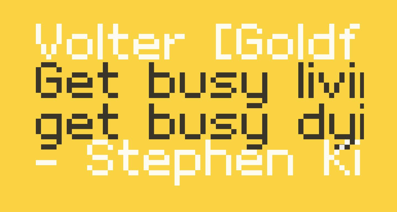 Volter [Goldfish]
