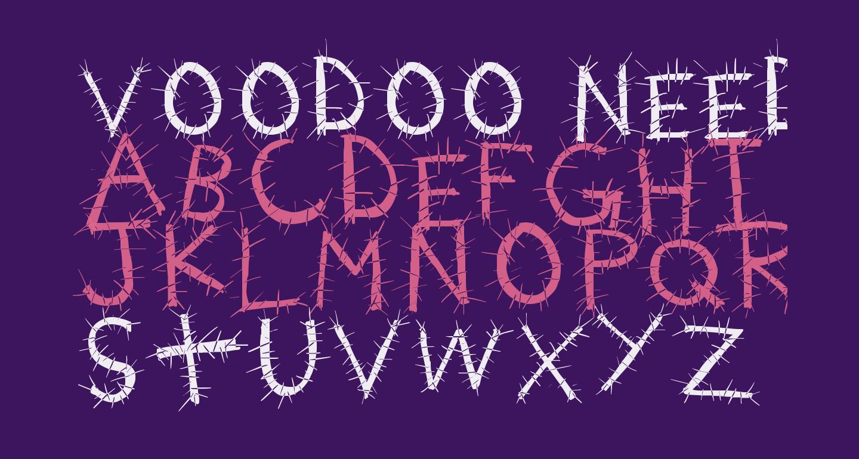 Voodoo Needles