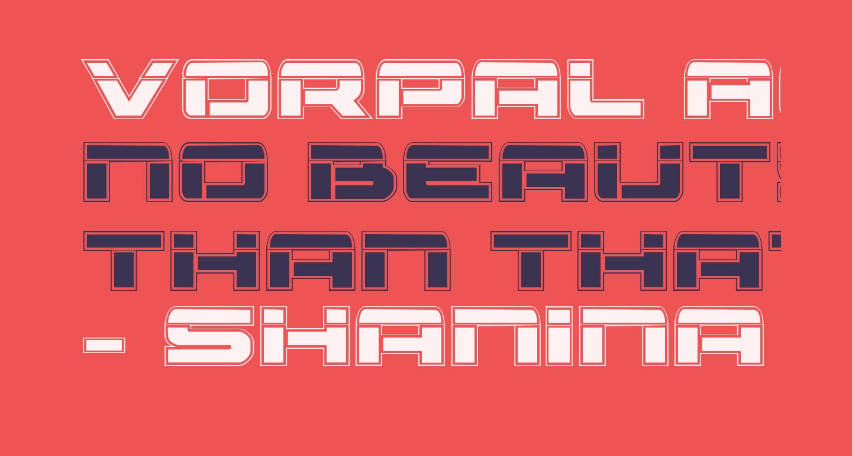 Vorpal Academy Regular