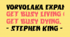 Vorvolaka Expanded