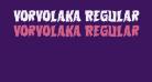 Vorvolaka Regular