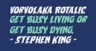 Vorvolaka Rotalic