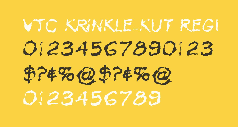 VTC Krinkle-Kut Regular