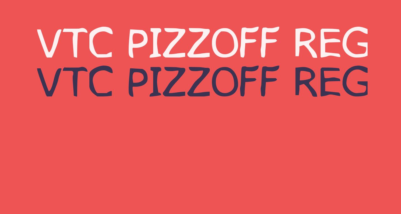 VTC PizzOff Regular