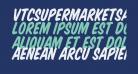 VTCSuperMarketSaleItalic