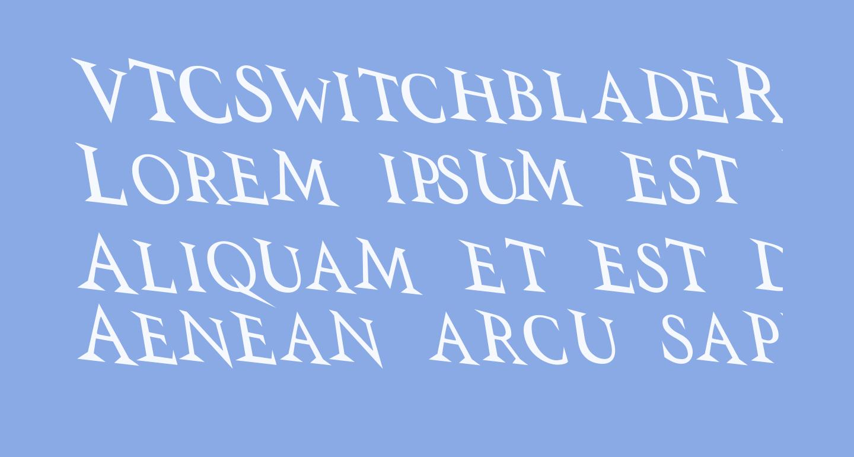 VTCSwitchbladeRomanceDrunk