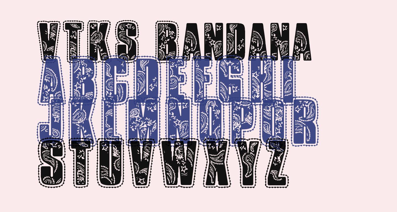 VTKS Bandana