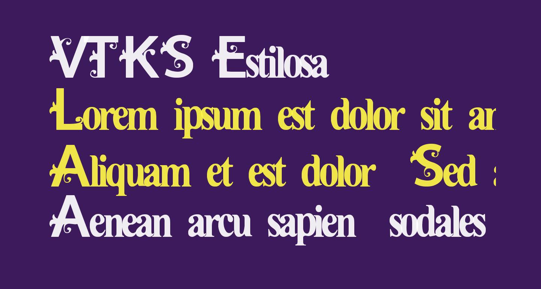 VTKS Estilosa