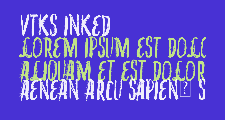 VTKS INKED