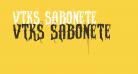 VTKS SABONETE