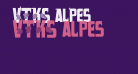 VTKS alpes